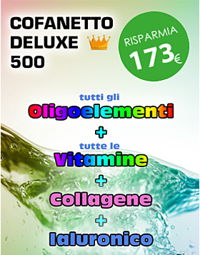 Cofanetto DELUXE 500ml