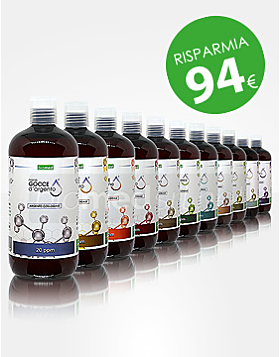 Cofanetto Oligoelementi 500ml