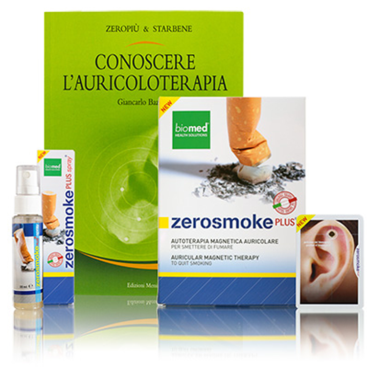 ZEROSMOKE PLUS SOLUTION