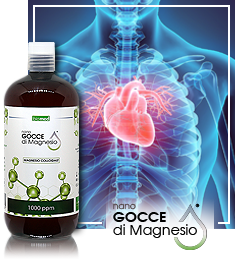 magnesio Colloidale Biomed srl